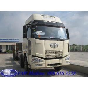 Xe tải thùng 4 chân FAW J6 công suất 280 PS giá tốt nhất rẻ nhất