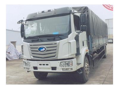 Xe tải thùng bạt 8 tấn thùng dài 9,5 mét GIAIPHONG FAW Euro 4