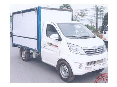 Xe tải thùng kín cánh dơi, bán hàng lưu động Tera 100 Euro 4
