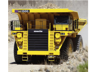 Xe tải tự đổ HD1500-7