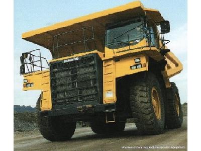 Xe tải tự đổ HD785-7R