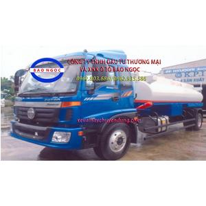 Xe téc chở xăng dầu 12 khối THACO AUMAN C160/170