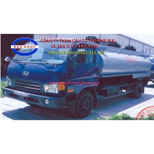 Xe téc chở xăng dầu 8 khối hyundai hd99
