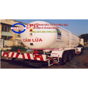 Xe bồn hyundai hd360 chở 29 lít khí hóa lỏng LPG