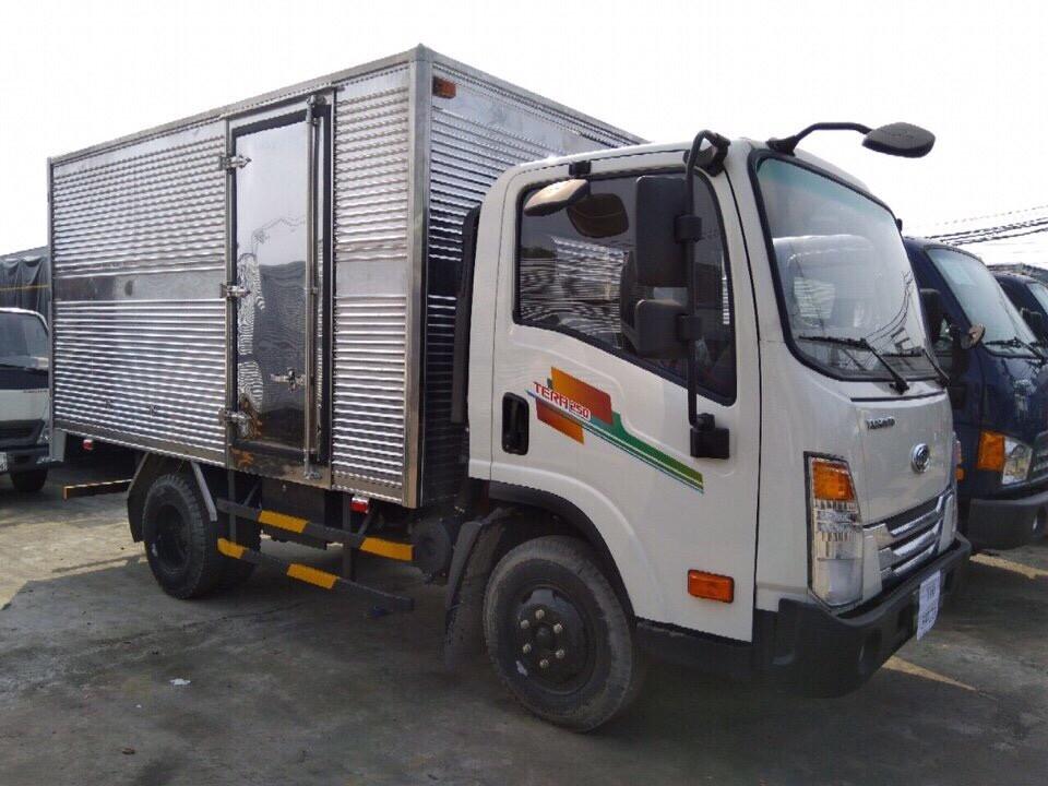tera250 thùng kín