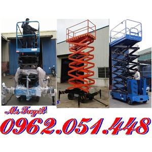 Xe thang nâng người 9 mét giá rẻ hàng có sẵn LH 0962.051.448(Ms. Tuyết)