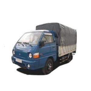 Xe thùng 1,25 tấn Hyundai sx 1992- Mui bạt