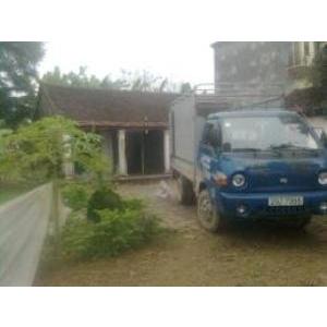 Xe thùng 1,25 tấn Hyundai, SX 1999 đã qua sử dụng