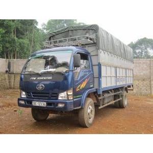 Xe thùng 3,45 tấn FAW- ĐK 2011