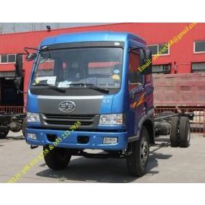 Xe thùng 3,5 tấn FAW nhập khẩu
