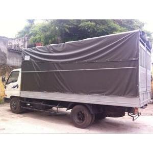 Xe thùng 3,5 tấn Mui bạt Hyundai sx 2009 đã qua sử dụng