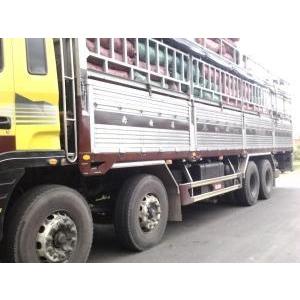 Xe thùng 4 chân JAC- ĐK 2008