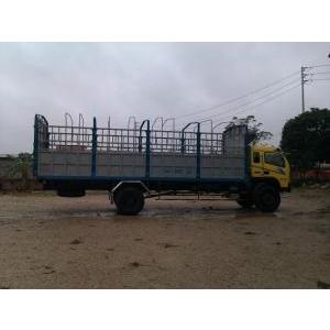 Xe thùng 7 tấn DONGFENG VIỆT TRUNG- ĐK 2012