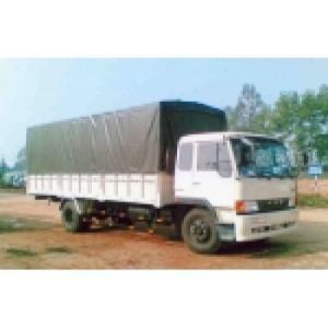 Xe thùng 8 tấn FAW cũ đã qua sử dụng sx 2009