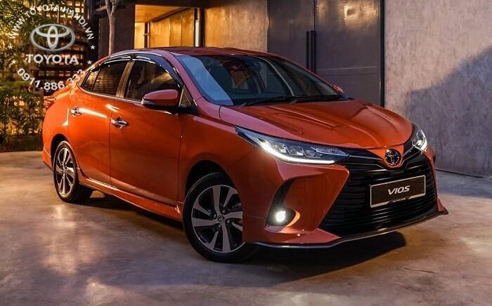 xe Toyota Vios G CVT 2021