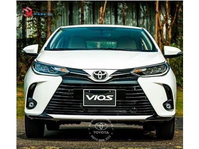 Xe Toyota Vios G 2021 - Phiên bản cao cấp