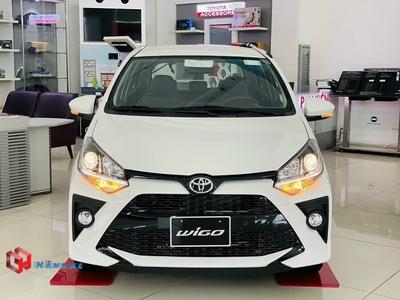 Toyota Wigo 1.2AT