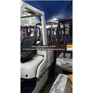 Cho thuê xe nâng hàng tại TPHCM và các tỉnh lân cận