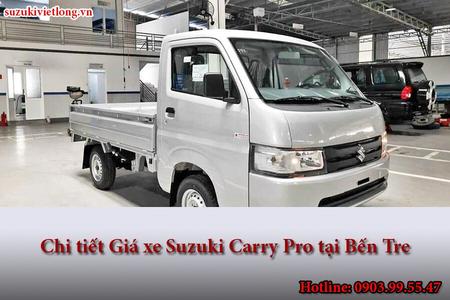 Xem chi tiết Giá xe Suzuki Carry Pro tại Bến Tre