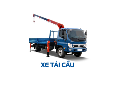 Xe tải cẩu Thaco Ollin 720