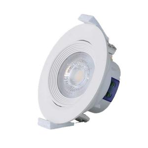 Đèn LED âm trần Downlight xoay góc DAT02LXG 76/4.5W