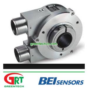 XHS35F-100-R1-SS-1024-ABZC-28V/V-SM18 | Incremental rotary encoder | Bei Sensor