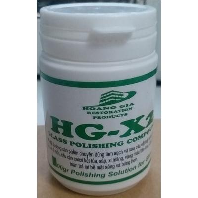 Xi đánh bóng kính HG-X2 GLASS POLISHING COMPOUND 250 gr