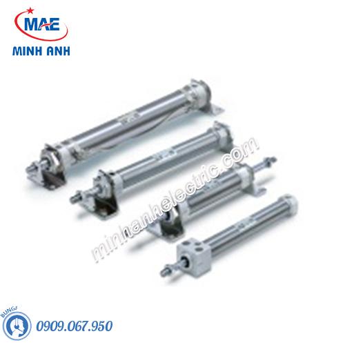 Xi lanh khí SMC - Sê-ri CM2 Thanh Đơn - Model CDM2BZ40-150AZ