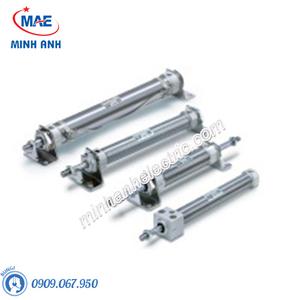 Xi lanh khí SMC - Sê-ri CM2 Thanh Đơn - Model CDM2HF32-75JZ