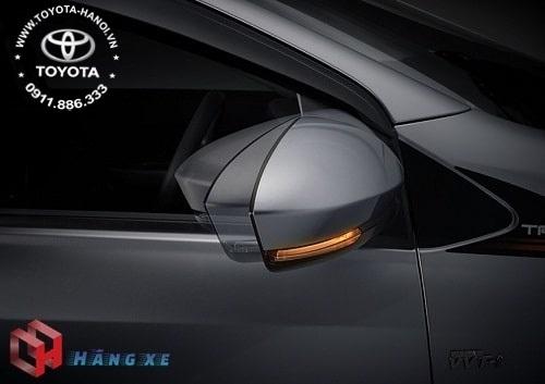 Gương chiếu hậu xe Toyota Wigo 2021
