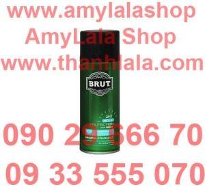 Xịt toàn thân Brut Deodorant Original (Made in USA) - 0933555070 - 0902966670 :