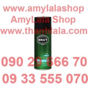Xịt toàn thân Brut Deodorant Original - 0902966670 - 0933555070