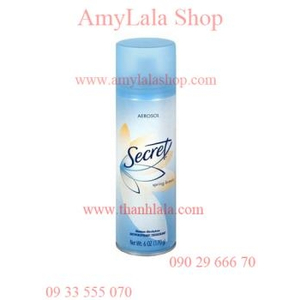 Xịt khử mùi nữ Secret Spring Breeze Antiperspirant & Deodorant - 0933555070 - 0902966670