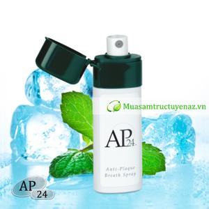 Xịt thơm miệng NuSkin AP-24, mang lại hơi thở thơm mát tự tin bất ngờ