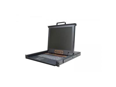 17 4 Port Combo LCD KVM Console - XL1704