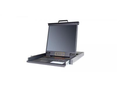 19 8 Port Combo LCD KVM Console - XL1908