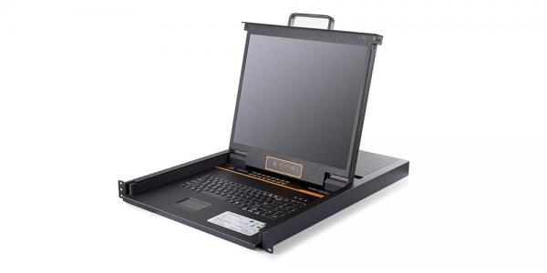19 16 Port Combo LCD KVM Console - XL1916