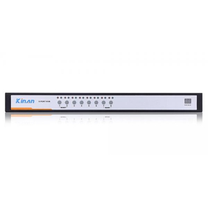 Rack Mount 8 port Combo KVM Switch - XM0108