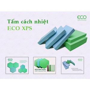 Xốp XPS cách nhiệt - ECO XPS
