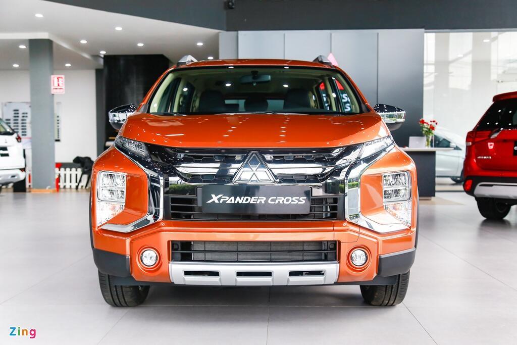 Mitsubishi Xpander MT (Máy xăng) - Hình 5