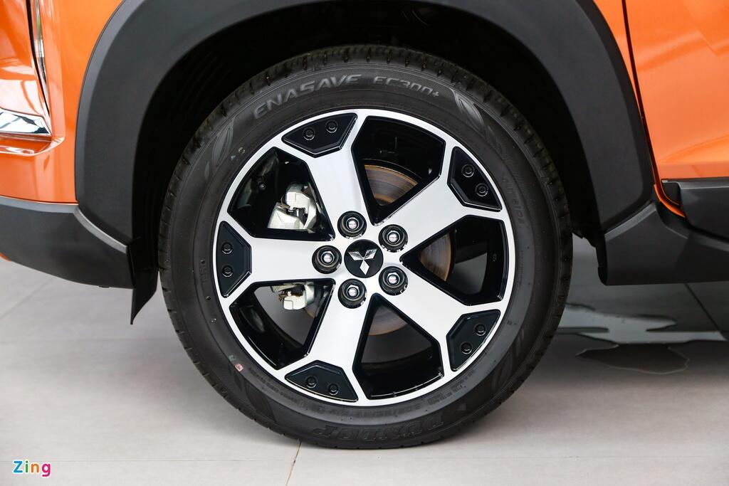 Mitsubishi Xpander MT (Máy xăng) - Hình 11