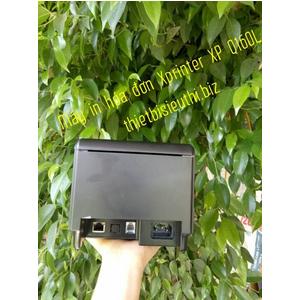 Máy in hóa đơn Xprinter XP Q160L cổng Lan