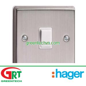Hager XT001SS   XT004SS   XT005SS   XT007SS XT008SS XT010SS   Công tắc ổ cắm Hager   Hager Viet Nam