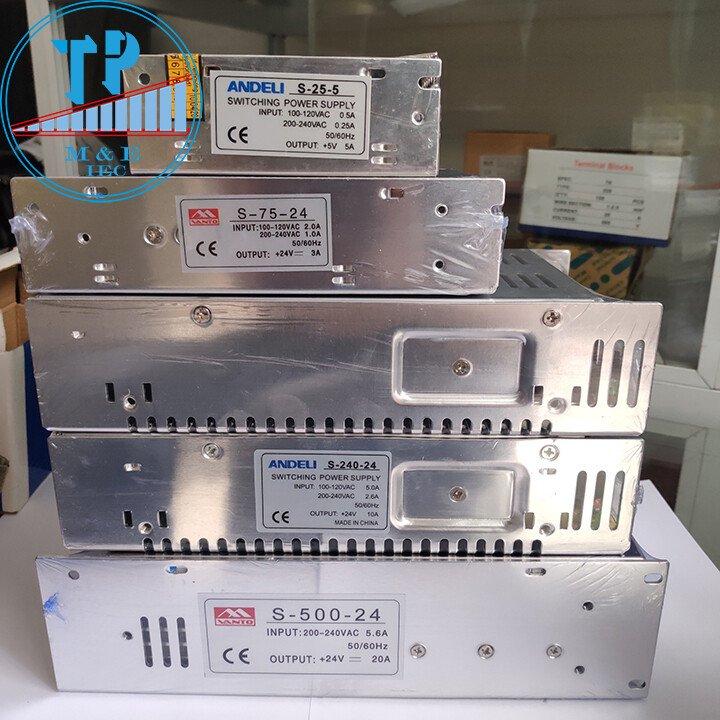 Bộ nguồn 48V 8A 400W