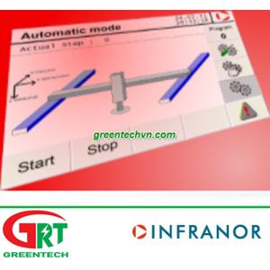 XtracontrolEasyMotion | Infranor Xtracontroll | Bộ điều khiển | Dialog Control | Infrano Vietnam