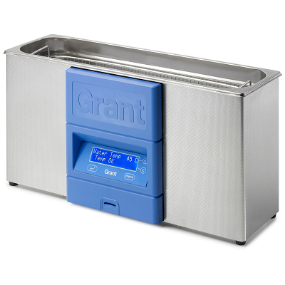 Bể Rửa Siêu Âm 10 Lít, XUB10 Hãng Grant – Anh