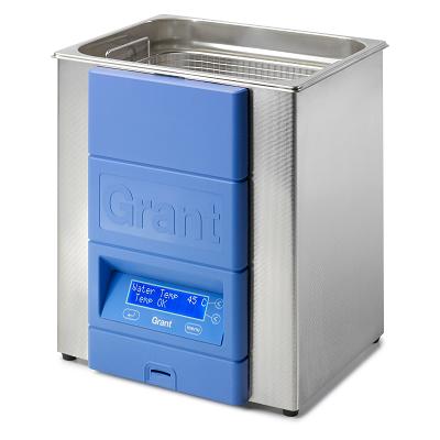 Bể Rửa Siêu Âm 12 Lít, XUB12 Hãng Grant – Anh