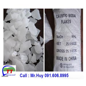 Sodium hydroxide - Natri hiđroxit - Xút vảy