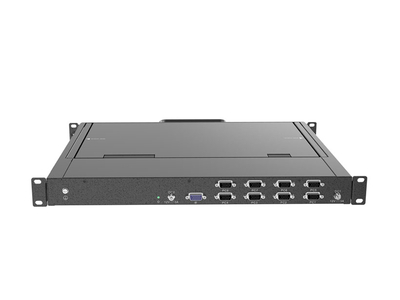 "XW1608 - 8 Port 15.6"" FHD LCD KVM Console"