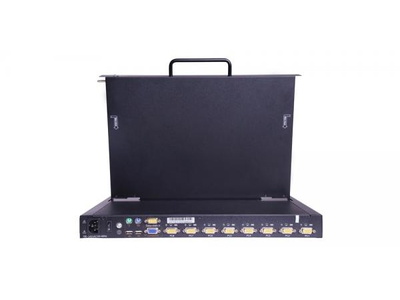 17.3 Inch FHD LCD Rack Console 1080P - XW1708